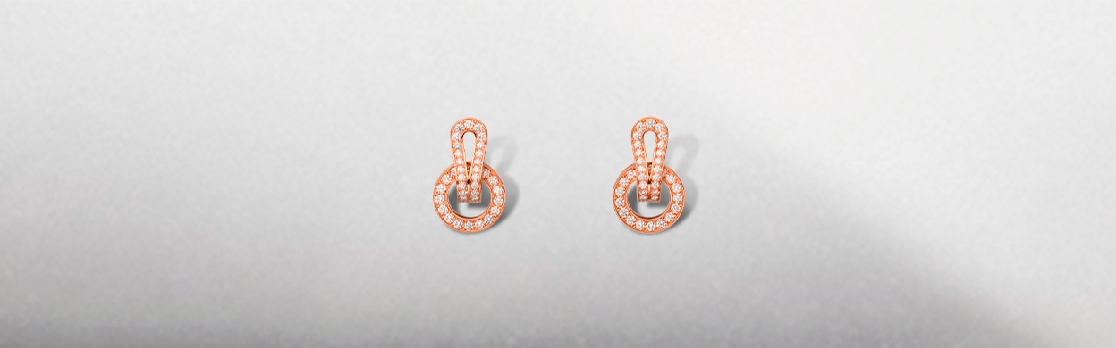 Agrafe Earrings
