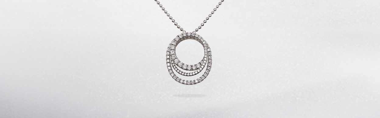 Diamond Collection necklaces