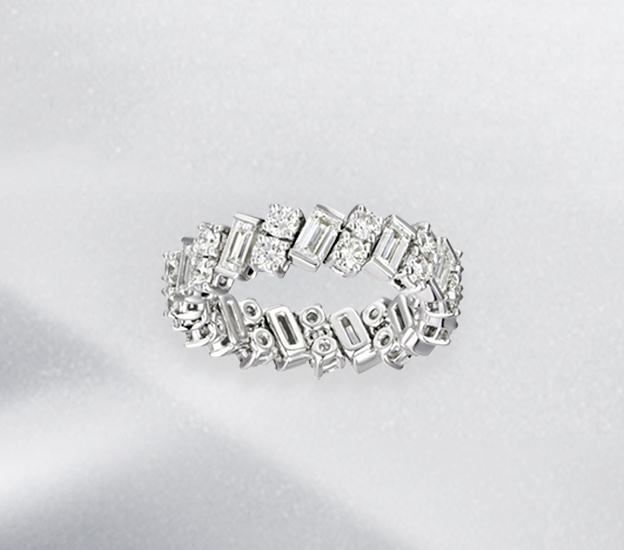 Diamond Collection rings