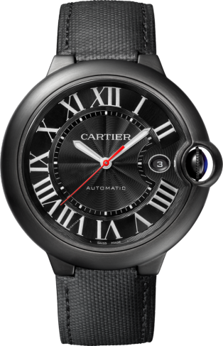 Ballon Bleu de Cartier Carbon 腕錶