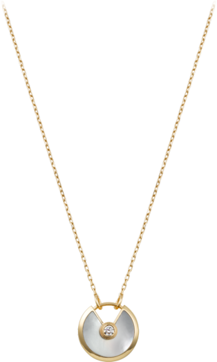 Amulette de Cartier necklace, small model